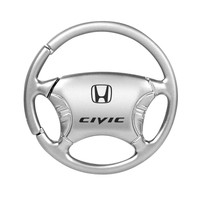 Honda Civic Steering Wheel Keychain