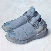 qiyif Y-3 QASA HIGH Grey