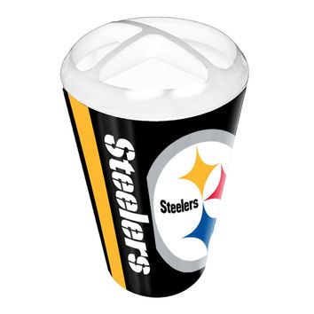 Pittsburgh Steelers NFL Polymer Toothbrush Holder