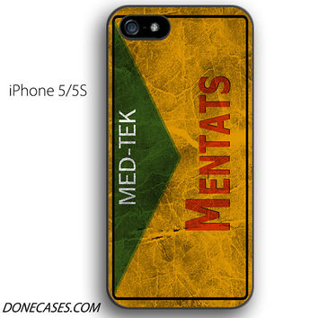 fall out mentats iPhone 5 / 5S Case