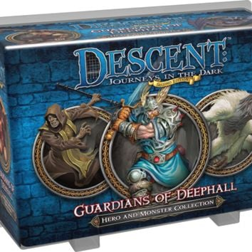 Descent: Guardians of Deephall (Hero & Monster Collection)