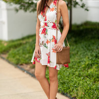 Summer Of Love Dress, Ivory