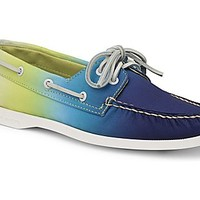 Cloud Logo Authentic Original Ombre 2-Eye Boat Shoe