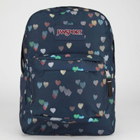 Jansport Superbreak Backpack Navy Combo One Size For Men 22383021101