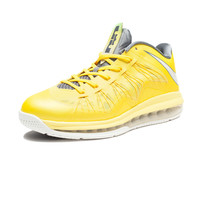 NIKE AIR MAX LEBRON X LOW - SONIC YELLOW | Undefeated