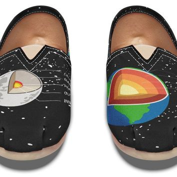 Earth Structure Casual Shoes