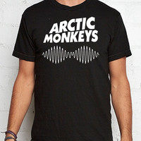 Arctic Monkeys t shirt Alex Turner Matt Helders Jamie Cook Nick O'Malley tshirt