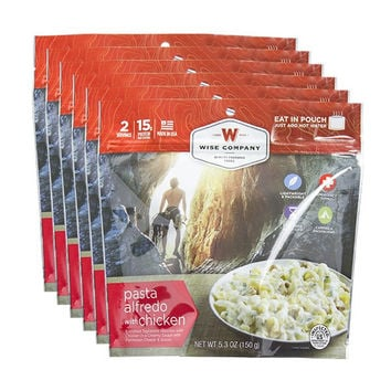 Pasta Alfredo Cook in the Pouch - 6 PACK