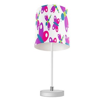 Butterfly and Dragonfly Table Lamp