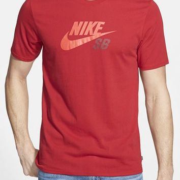 Men's Nike 'SB Icon Logo' Dri-FIT Jersey T-Shirt