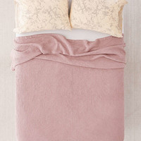 Waffled Bed Blanket | Urban Outfitters