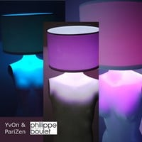Philippe Boulet Création® - Illuminated furniture