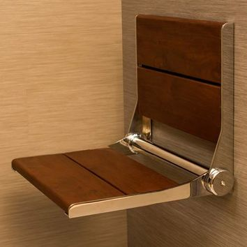 SerenaSeat Wall Mounted Folding Shower Seat