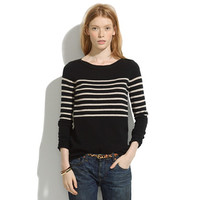 Stripeblock Gamine Sweater - sweaters - Women's NEW ARRIVALS - Madewell