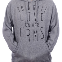 To Write Love on Her Arms Official Online Store - Brooklyn Pullover Hoodie