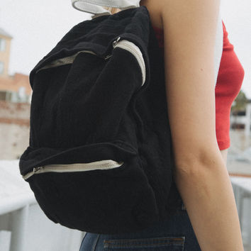 Black Backpack - Accessories
