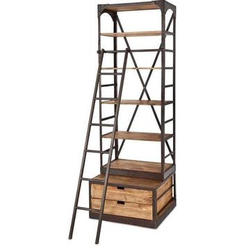 Envy Iron Bookcase II