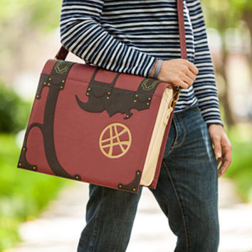 Marvel Book of Vishanti Messenger Bag - Exclusive