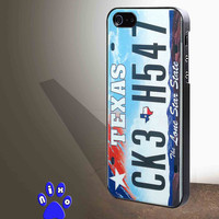 License Plate Texas for iphone 4/4s/5/5s/5c/6/6+, Samsung S3/S4/S5/S6, iPad 2/3/4/Air/Mini, iPod 4/5, Samsung Note 3/4 Case * NP*