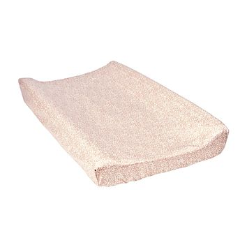 Baby Covers - Waverly Rosewater Glam Twist Changing Pad Cover