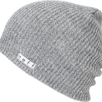 c516fb8fea4 Neff Daily Heather Fold Beanie Tan White from Tilly s