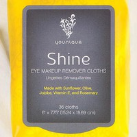 Shine Eye Makeup Remover Cloths from Amanda Williams