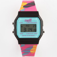 Neff Flava Wild Watch Bright Combo One Size For Men 24030195301