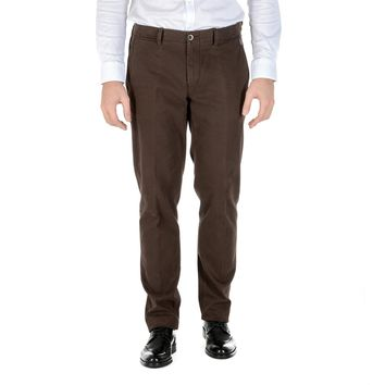 Corneliani Mens Pants Brown