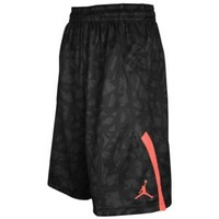 Jordan S.FLight Printed Short - Men's at Eastbay