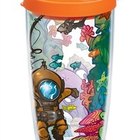 Aquarium Wrap with Lid | 16oz Tumbler | Tervis®