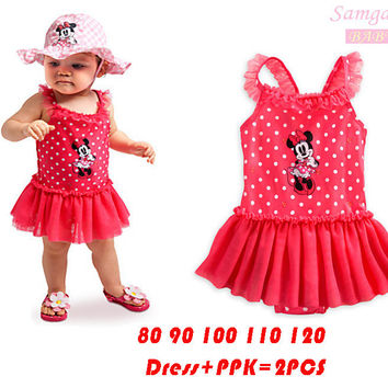 Kids Girls Baby Dress  Products For Children = 4445529540