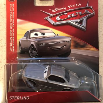 Cars 3 Diecast 1:55 Scale 2018 Sterling