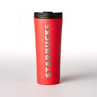Stainless Steel Tumbler - Neon Watermelon, 12 fl oz