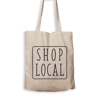 Shop Local - Tote Bag