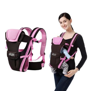 Beth Bear Baby Carrier Single/Double Shoulder Belt Sling Mochila Infant Backpack Carriers Suspenders Child Baby Holding Strap #