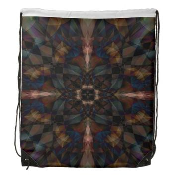 Cathedral Drawstring Backpack
