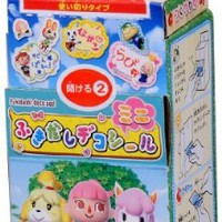 Animal Crossing Tobidase deco mini seal the balloon (japan import)