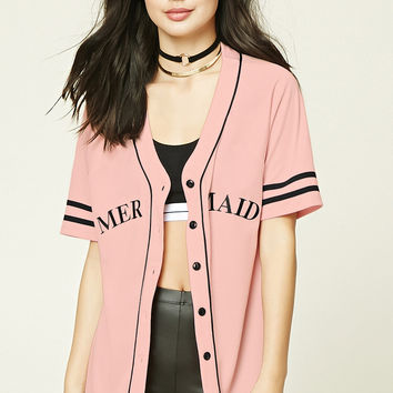 Mermaid Baseball Jersey