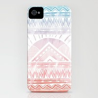 Surf Morning iPhone Case by Jewelwing | Society6