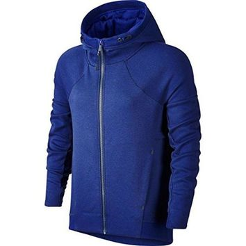 CREY3DS Nike Tech Fleece Full Zip Hoodie Womens