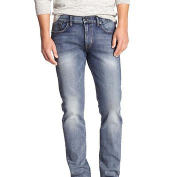 Banana Republic Mens Factory Medium Rinse Skinny Jean