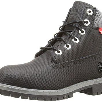 "Timberland 6"" Premium Waterproof Boot (Toddler/Little Kid/Big Kid)"