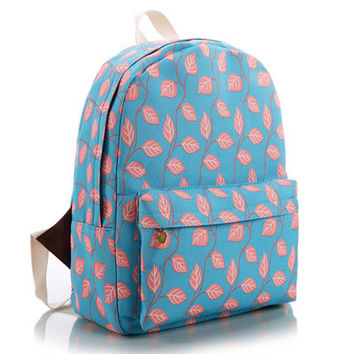 Hot Deal On Sale Comfort Back To School Casual College Stylish Korean Lovely Canvas Backpack [8097941127]