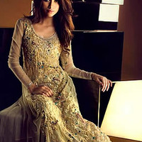 Sania Maskatiya Latest Bridal Dresses, Wedding Party Dresses 2013, 2014