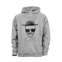 Heisenberg Thug Life Hoodie Sweatshirt  - Breaking Bad Walter White He Is Enberg Hooded Sweater