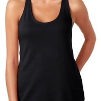 Next Level Lightweight Racerback French Terry Tank Top, Black, X-Large | Best Product Review