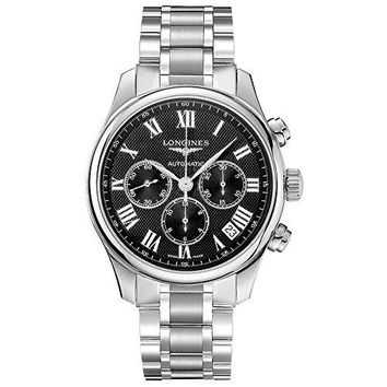 Longines Master Collection Mens Watch L2.693.4.51.6 [Watch]