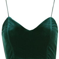Velvet Bralet - Bottle