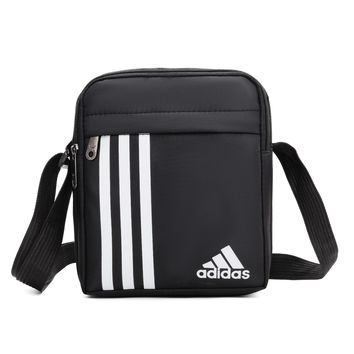 women men casual Adidas messenger bag