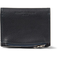 Maison Martin Margiela - Full-Grain Leather Wallet | MR PORTER
